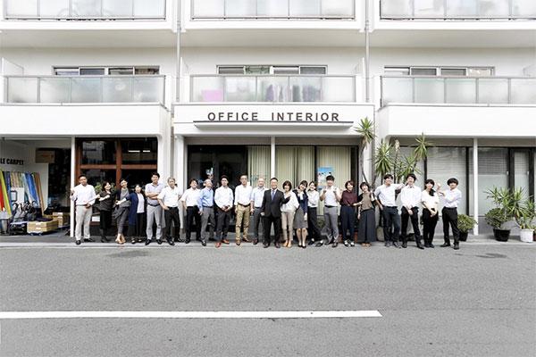株式会社オフィスインテリア